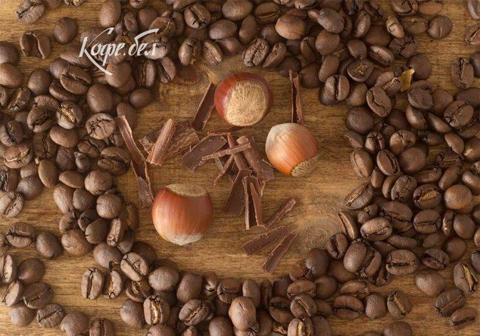 кофе Бразилия Сантос, купить кофе, кофе в Минске, кофе в зернах, молотый кофе, кофе в Минске
