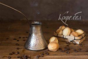 как готовить кофе в турке, как варить кофе в турке