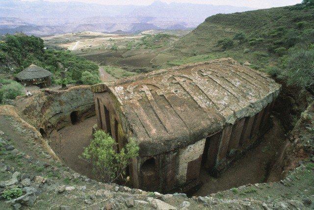 кофе в эфиопии, эфиопский кофе