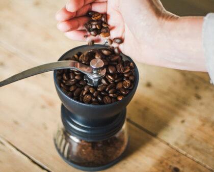 Правильный помол кофе