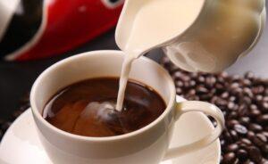 кофе с молоком, молоко для кофе, капучино, латте